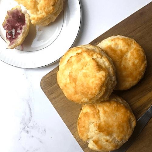 3-ingredient biscuit